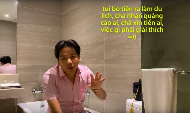 """Lần đầu tiên Khoa Pug quay vlog chia sẻ sau loạt scandal ở Nhật Bản: """"Lên tiếng vì 2,2 triệu người theo dõi chứ tôi chẳng quan tâm ai nói gì đâu"""" - Ảnh 10."""