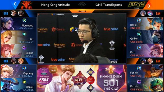 Tứ kết AIC 2019: HongKong Atitude tái hiện pha backdoor thần thánh của OverClockerS, tạo nên ván đấu hấp dẫn nhất Liên Quân Mobile thế giới - Ảnh 2.