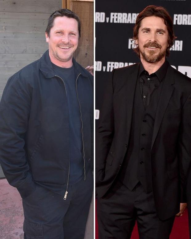 OMAD - chế độ ăn 1 bữa/ngày với món mình thích giúp Christian Bale giảm cân dễ dàng sau vai diễn chàng béo nặng ký - Ảnh 1.