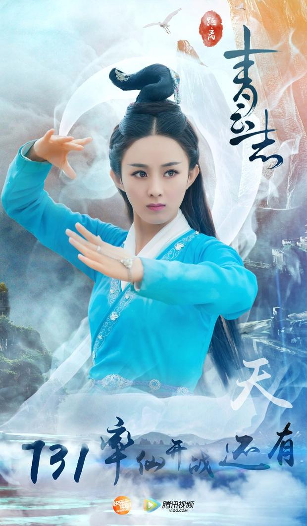 Không phải Phạm Băng Băng, Triệu Lệ Dĩnh mới là nữ hoàng thị phi của showbiz Trung? - Ảnh 14.
