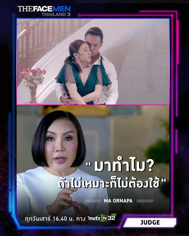 Giám khảo The Face Thái hứng trọn gạch đá khi body shaming thí sinh trên truyền hình - Ảnh 2.