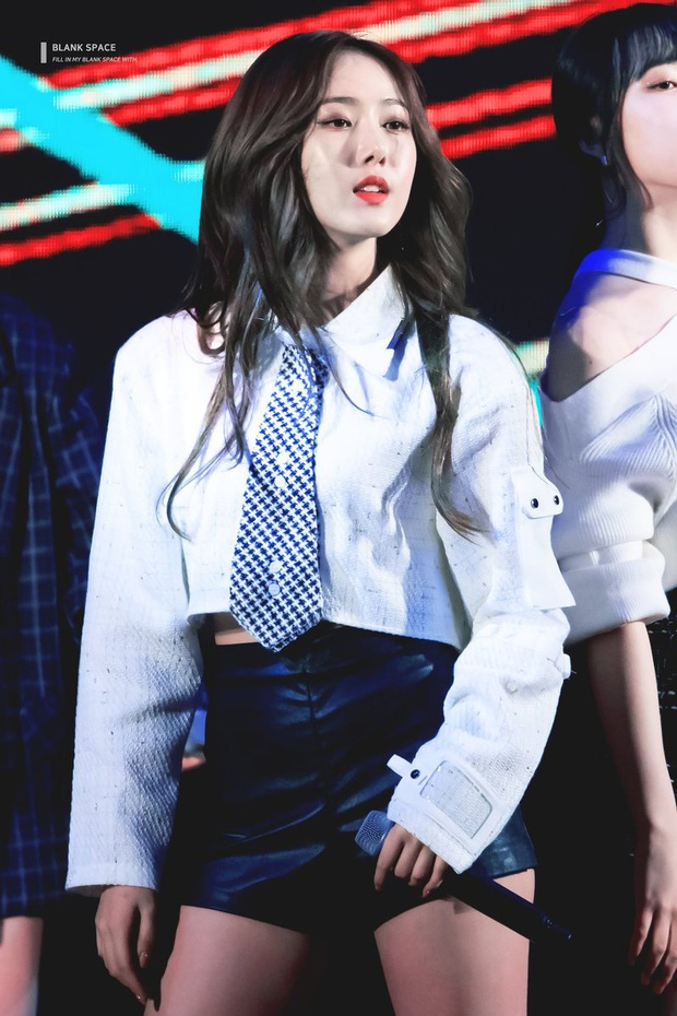 Top 50 nữ idol hot nhất hiện nay: Hwasa đè bẹp cả Jennie - Taeyeon, cả nhóm tân binh (G)I-DLE vươn lên quá nguy hiểm - Ảnh 10.