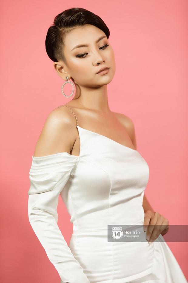 Hoa hậu Hoàn vũ VN: Mỹ Khôi trần tình khi bị gọi là Nữ hoàng drama, Hoàng Phương có nghĩ mình nhạt? - Ảnh 6.
