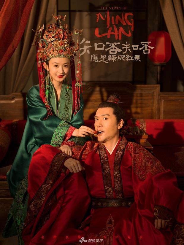 Không phải Phạm Băng Băng, Triệu Lệ Dĩnh mới là nữ hoàng thị phi của showbiz Trung? - Ảnh 5.