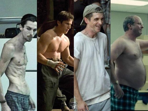 OMAD - chế độ ăn 1 bữa/ngày với món mình thích giúp Christian Bale giảm cân dễ dàng sau vai diễn chàng béo nặng ký - Ảnh 2.