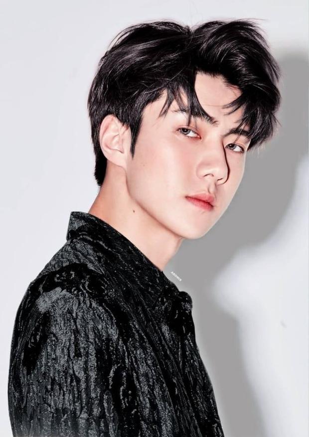 Chói mắt với làn da trắng như ngọc của 9 idol Kpop: Jisoo (BLACKPINK), ai ngờ Suga (BTS) và dàn mỹ nam còn đỉnh hơn - Ảnh 14.