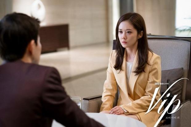 5 giai đoạn vật vã của Jang Nara khi biết đầu mình có sừng ở Vị Khách VIP: Phải soi kĩ tin nhắn điện thoại! - Ảnh 6.