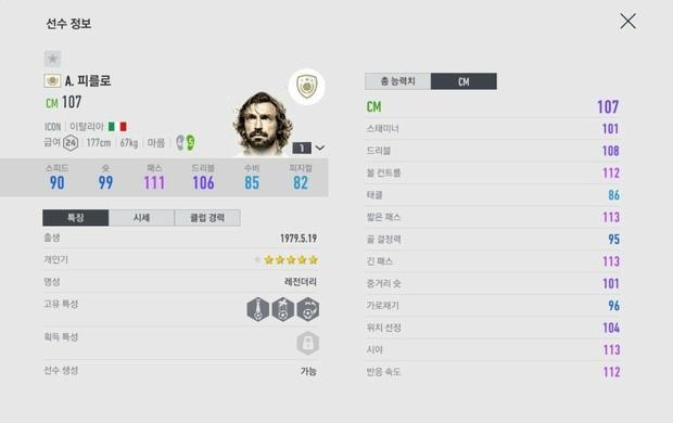 Nhiều huyền thoại bóng đá sắp có mặt trong FIFA Online 4 với thẻ ICON cực xịn sò - Ảnh 5.