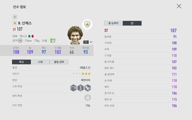 Nhiều huyền thoại bóng đá sắp có mặt trong FIFA Online 4 với thẻ ICON cực xịn sò - Ảnh 6.