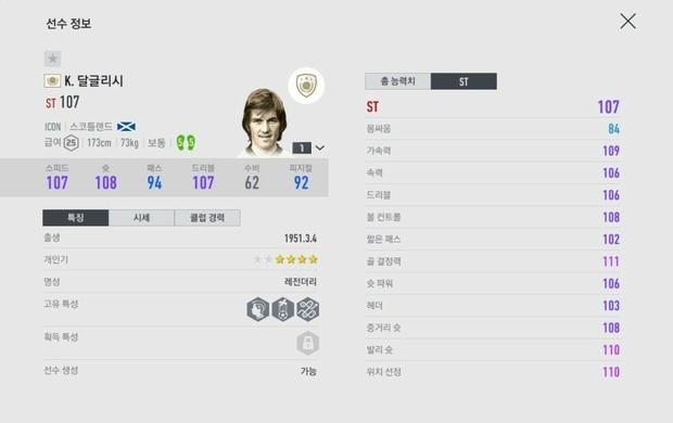 Nhiều huyền thoại bóng đá sắp có mặt trong FIFA Online 4 với thẻ ICON cực xịn sò - Ảnh 9.