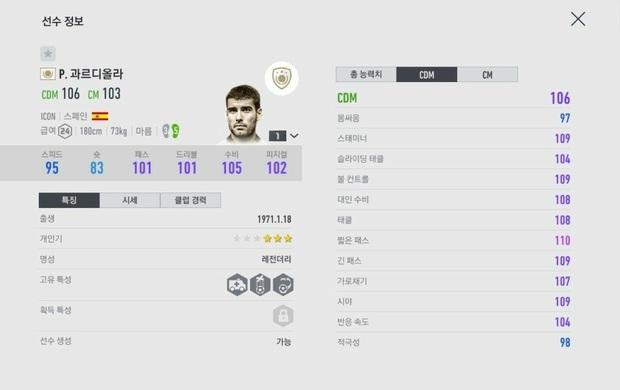 Nhiều huyền thoại bóng đá sắp có mặt trong FIFA Online 4 với thẻ ICON cực xịn sò - Ảnh 12.