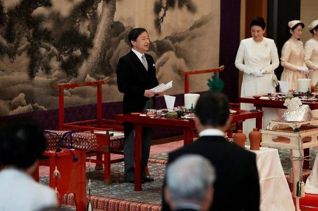 Hoàng hậu Masako ngày càng tỏa sáng, nổi bật nhất giữa các thành viên nữ hoàng gia Nhật trong sự kiện mới - Ảnh 3.