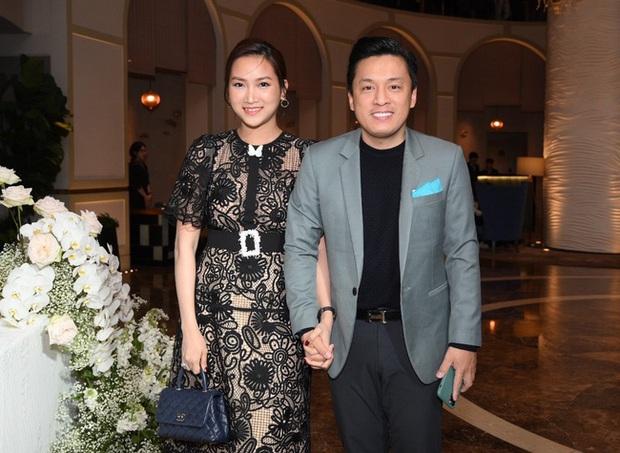 Giữa cả dàn khách mời diện đúng chuẩn dress code tại lễ cưới Giang Hồng Ngọc, một mình Trang Pháp diện đồ lệch tông - Ảnh 4.