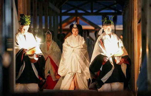 Hoàng hậu Masako ngày càng tỏa sáng, nổi bật nhất giữa các thành viên nữ hoàng gia Nhật trong sự kiện mới - Ảnh 5.