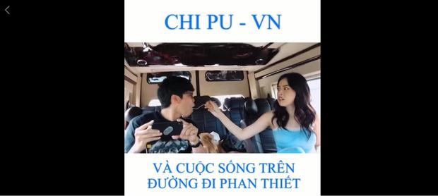 Cũng tập tành cover Quỳnh Trần JP nhưng Chi Pu VN bị nghiệp quật không trượt phát nào, ăn cái gì cũng chua lè lưỡi - Ảnh 3.