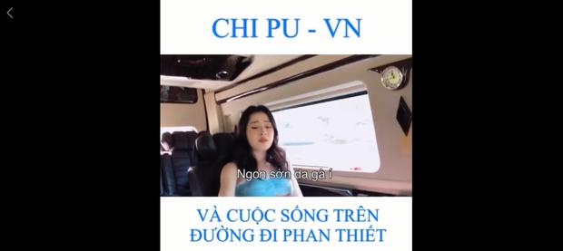 Cũng tập tành cover Quỳnh Trần JP nhưng Chi Pu VN bị nghiệp quật không trượt phát nào, ăn cái gì cũng chua lè lưỡi - Ảnh 4.
