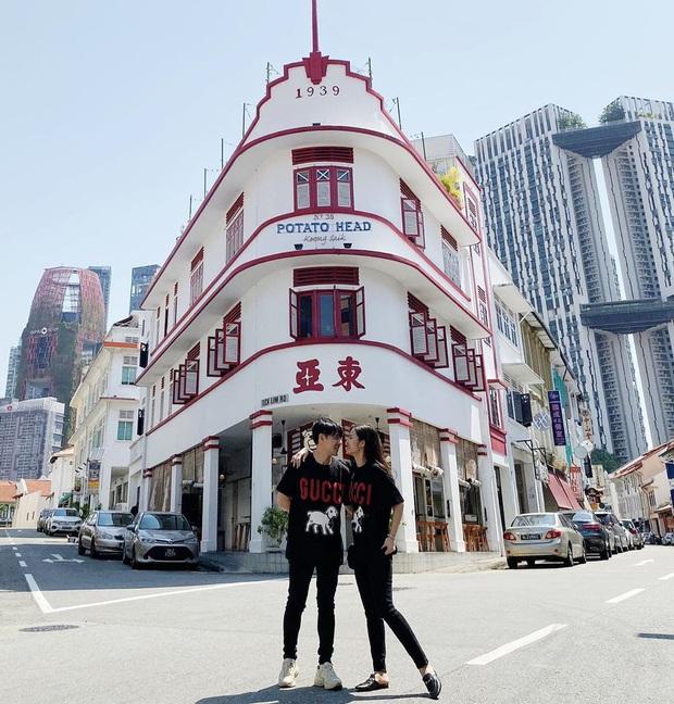 Nếu có đi trăng mật ở Singapore thì đây chính là những địa điểm cực lãng mạn Đông Nhi và Ông Cao Thắng nên ghé thăm - Ảnh 2.