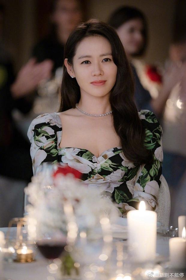 Đúng là tình đầu quốc dân đẹp nhất lịch sử Kbiz, Son Ye Jin khiến bao trái tim loạn nhịp chỉ với 2 bức ảnh đỉnh cao - Ảnh 2.