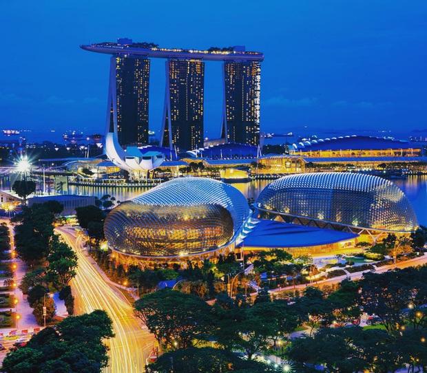 Nếu có đi trăng mật ở Singapore thì đây chính là những địa điểm cực lãng mạn Đông Nhi và Ông Cao Thắng nên ghé thăm - Ảnh 21.
