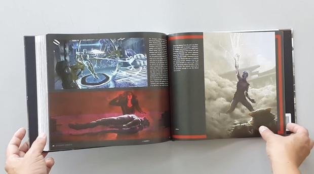 Lộ kịch bản gốc của ENDGAME: Black Widow có cái kết khác, Iron Man không phải búng bay Thanos - Ảnh 2.