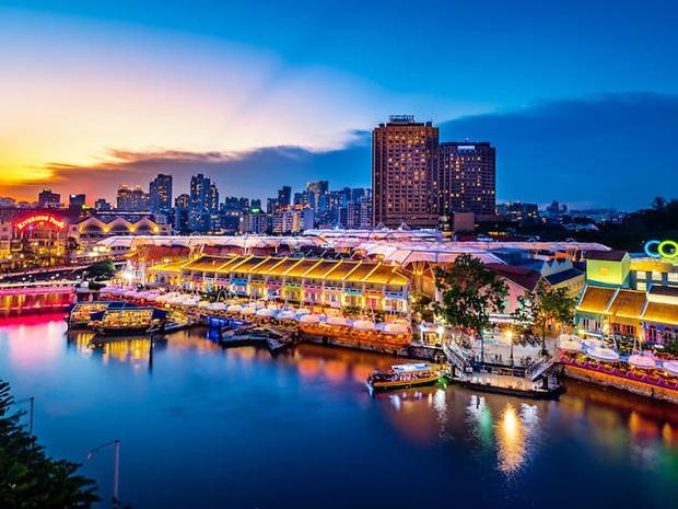 Nếu có đi trăng mật ở Singapore thì đây chính là những địa điểm cực lãng mạn Đông Nhi và Ông Cao Thắng nên ghé thăm - Ảnh 11.
