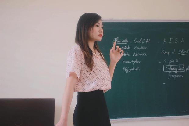 Những cô giáo sở hữu combo đã giỏi lại còn đẹp nổi tiếng trên MXH: Động lực đi học mỗi ngày là đây chứ đâu! - Ảnh 29.