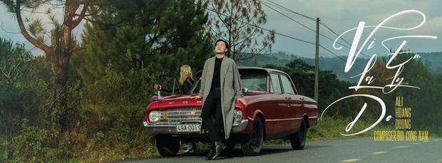 Ali Hoàng Dương comeback sao giống MV Noo Phước Thịnh lẫn Người Lạ Ơi thế này, còn nhạc có hay đến mức khiến Hari Won khen nức nở? - Ảnh 8.