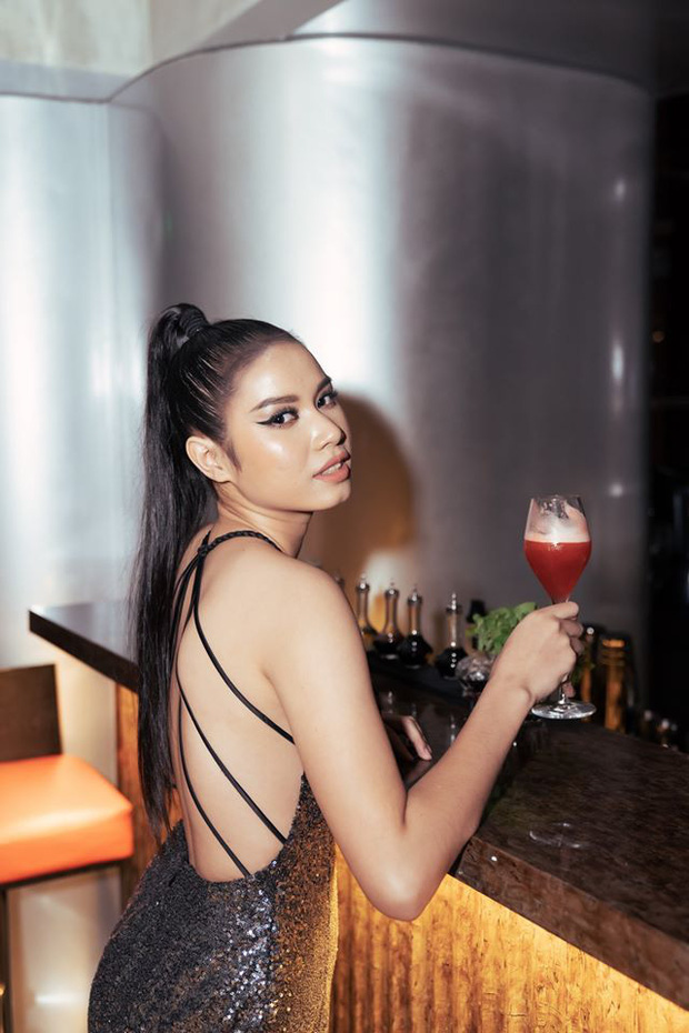 Từng được kỳ vọng làm nên chuyện, cô bé Ê-đê HLuăi Hwing lại gần như mất hút tại Hoa hậu Hoàn vũ VN - Ảnh 7.