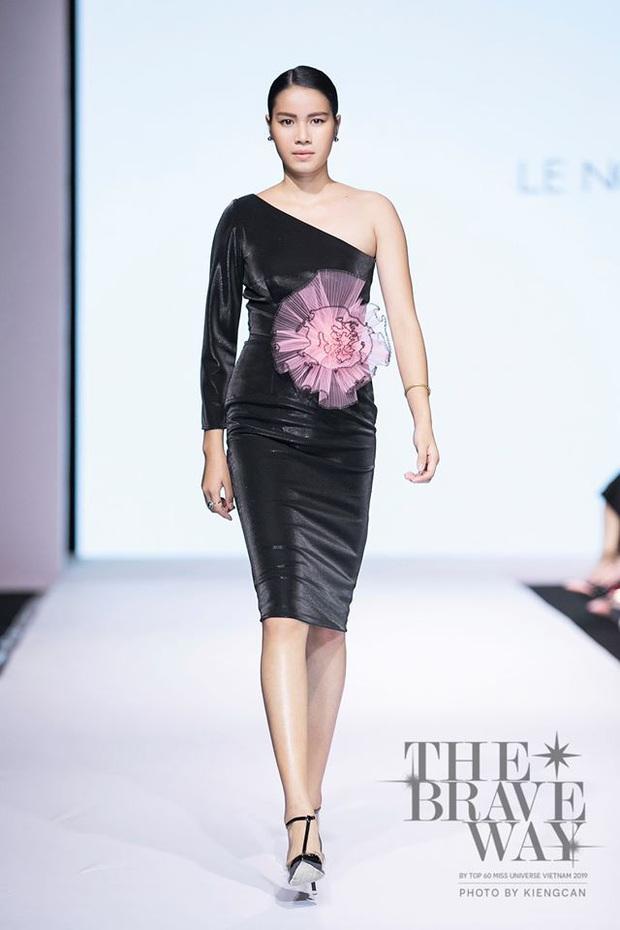 Từng được kỳ vọng làm nên chuyện, cô bé Ê-đê HLuăi Hwing lại gần như mất hút tại Hoa hậu Hoàn vũ VN - Ảnh 6.