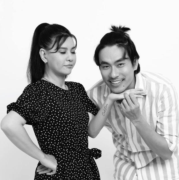 Lâu lắm sau scandal, Cát Phượng mới khoe ảnh bên Kiều Minh Tuấn chứng minh tình yêu hơn 10 năm - Ảnh 1.