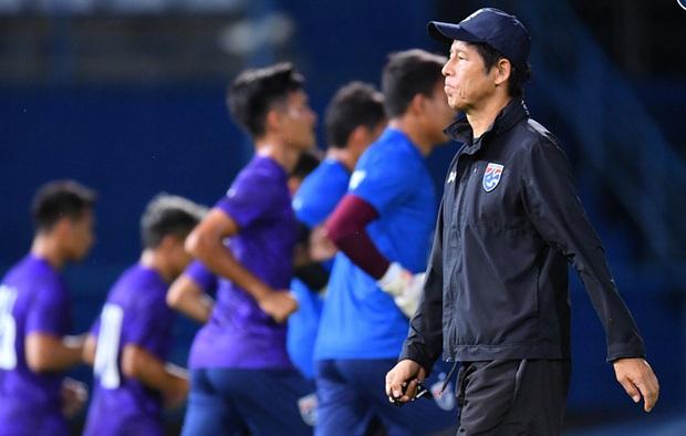 HLV đẳng cấp World Cup của Thái Lan: Chúng tôi chỉ cần thời tiết thuận lợi để đối đầu với Việt Nam! - Ảnh 1.