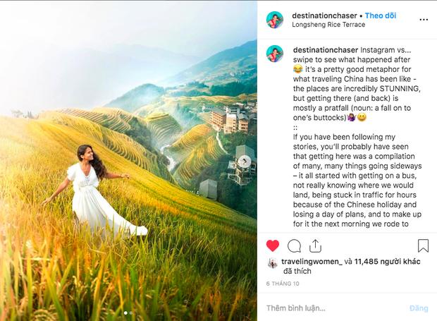 """Lần đầu du lịch Trung Quốc, nữ travel blogger tá hỏa với loạt địa điểm trên mạng – ngoài đời khiến cô """"một đi không trở lại"""" - Ảnh 12."""