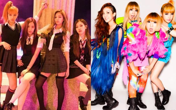 Netizen tranh cãi kịch liệt: BLACKPINK đã cướp bản hit As If Its Your Last từ tay đàn chị 2NE1? - Ảnh 3.