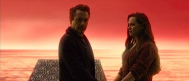 Lộ kịch bản gốc của ENDGAME: Black Widow có cái kết khác, Iron Man không phải búng bay Thanos - Ảnh 6.