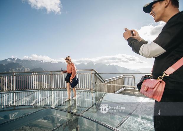 Không chỉ là cảm giác mạnh, đến cầu kính Rồng Mây còn có rất nhiều góc sống ảo chụp ảnh mệt nghỉ - Ảnh 8.