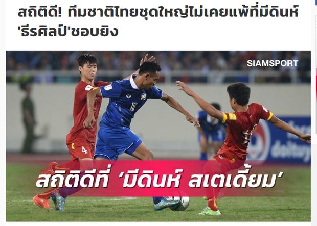 Báo Thái Lan dựa vào thông số cực tốt này để nói cứng trước trận gặp Việt Nam tại vòng loại World Cup 2022 - Ảnh 1.