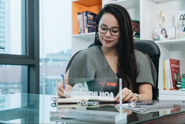 Ms Hoa, cô giáo dạy Tiếng Anh online hot bậc nhất Việt Nam: Người đi dạy nên có bằng cấp nhưng người có bằng cấp chưa chắc đã biết dạy - Ảnh 8.