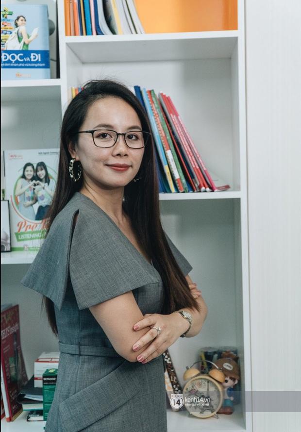 Ms Hoa, cô giáo dạy Tiếng Anh online hot bậc nhất Việt Nam: Người đi dạy nên có bằng cấp nhưng người có bằng cấp chưa chắc đã biết dạy - Ảnh 13.