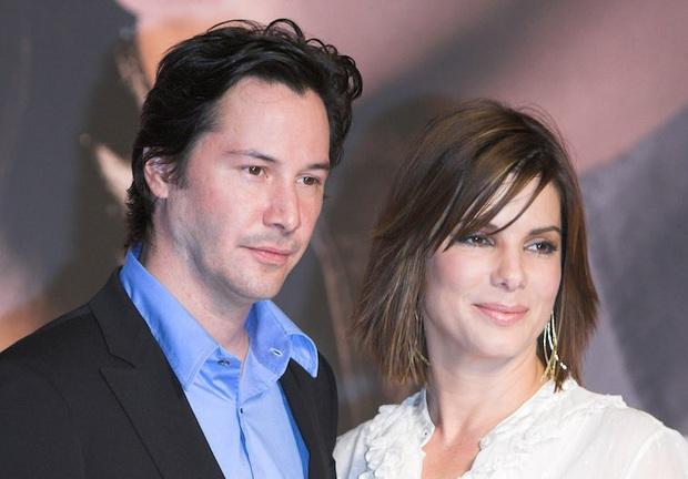 Tài tử Ma trận Keanu Reeves công khai bạn gái, Sandra Bullock sẽ tự tổ chức lễ đính hôn cho chính tình cũ? - Ảnh 3.