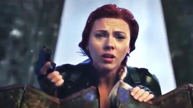 Lộ kịch bản gốc của ENDGAME: Black Widow có cái kết khác, Iron Man không phải búng bay Thanos - Ảnh 4.