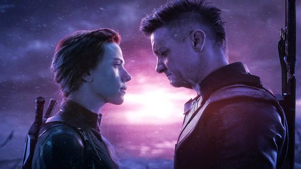 Lộ kịch bản gốc của ENDGAME: Black Widow có cái kết khác, Iron Man không phải búng bay Thanos - Ảnh 3.