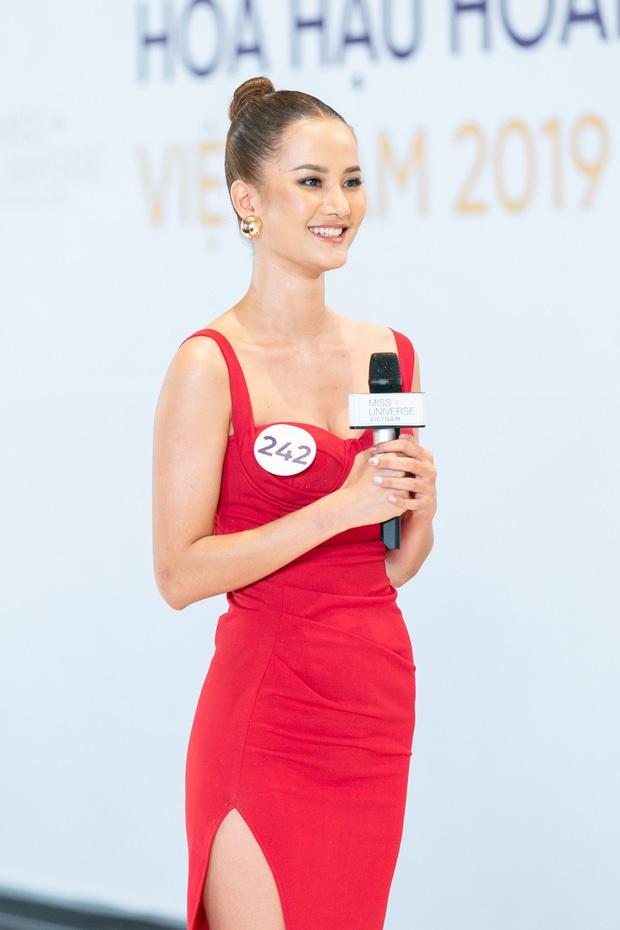 Thúy Vân vs. Hương Ly: Thế trận dần đảo chiều ở giai đoạn cuối của Hoa hậu Hoàn vũ Việt Nam? - Ảnh 5.