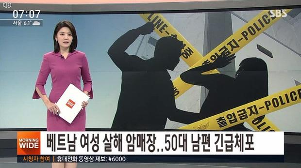 Cô dâu Việt bị chồng Hàn Quốc sát hại, giấu xác vì đòi ra ngoài làm việc kiếm tiền - Ảnh 1.