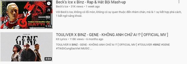 """Phản ứng của ViruSs và Blackbi khi xem MV mới """"Becks Ice Rap Hat Boi"""" của Binz: Chất lừ! - Ảnh 1."""