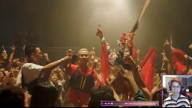 """Phản ứng của ViruSs và Blackbi khi xem MV mới """"Becks Ice Rap Hat Boi"""" của Binz: Chất lừ! - Ảnh 3."""