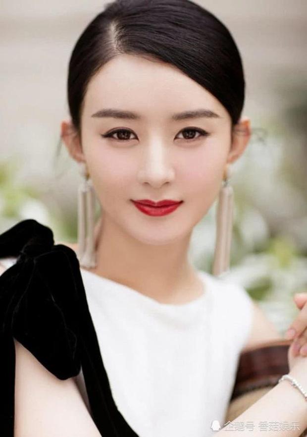 4 mỹ nhân Cbiz đẹp nhất trong mắt người Nhật: Triệu Lệ Dĩnh bị đánh giá thấp, ai vượt mặt Dương Mịch? - Ảnh 1.