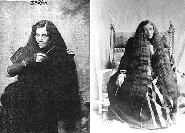 Bi kịch của 7 chị em tạo nên xu hướng tóc dài ở Mỹ và làm ra khối tài sản khủng nhờ mái tóc hôi thối từng bị mọi người xa lánh - Ảnh 3.