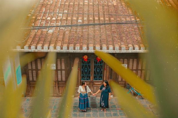 Cô gái đưa mẹ đi du lịch và chụp bộ ảnh tuyệt đẹp khắp Hội An khiến dân mạng siêu ngưỡng mộ - Ảnh 3.