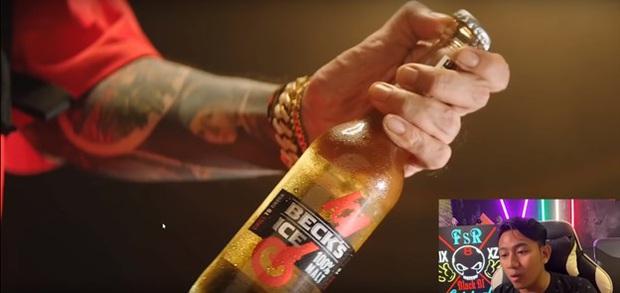 """Phản ứng của ViruSs và Blackbi khi xem MV mới """"Becks Ice Rap Hat Boi"""" của Binz: Chất lừ! - Ảnh 5."""