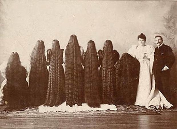 Bi kịch của 7 chị em tạo nên xu hướng tóc dài ở Mỹ và làm ra khối tài sản khủng nhờ mái tóc hôi thối từng bị mọi người xa lánh - Ảnh 4.